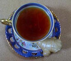 生姜紅茶にハマってます!