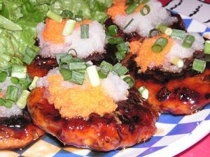 メタボ対策!豆腐ハンバーグ